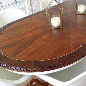 Mesa de jantar no estilo provençal 4