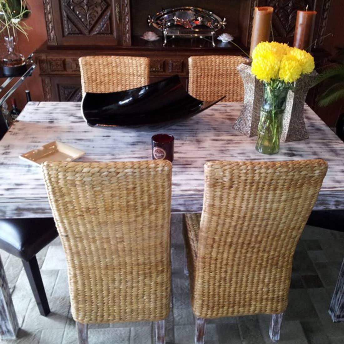 mesa de jantar decape